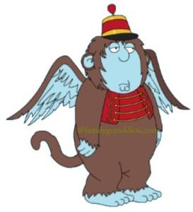 Winged Monkey Chris