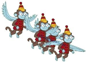 Winged Monkeys