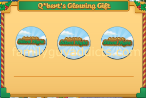 qberts-glowing-gift-3-coins
