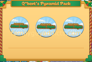 qberts-pyramid-pack-3-coins