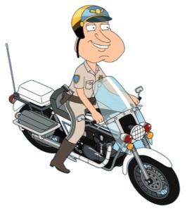 Chopper Cop Quagmire