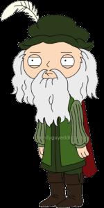 Family Guy Da Vinci